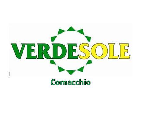 Logo Verdesole quadrato COMACCHIO